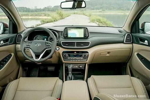 noi that hyundai tucson 2019 2020 16l t gdi dac biet muaxebanxe com Chi tiết xe Hyundai Tucson 1.6L Turbo máy xăng đặc biệt 2021
