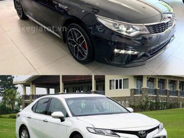 Nên mua xe Kia Optima 2.0 hay Toyota Camry 2.0?