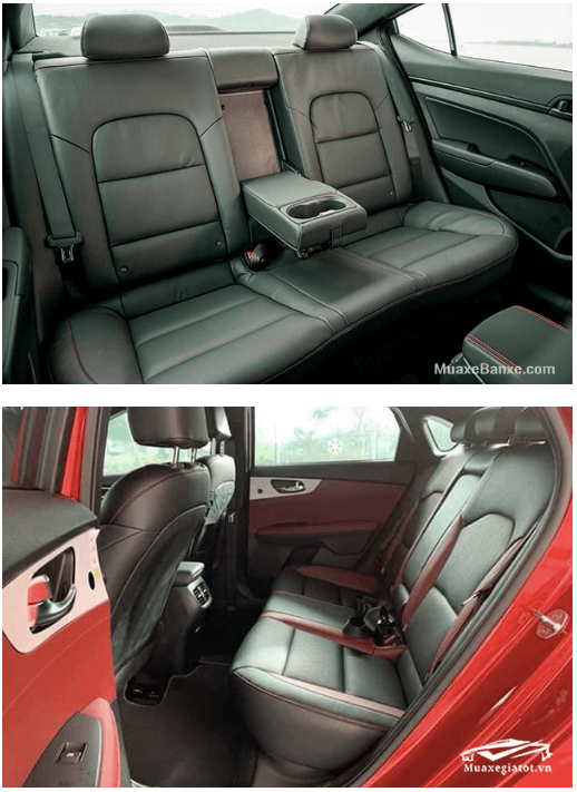 so sanh elantra va kia cerato 2020 truecar vn 7 So sánh Hyundai Elantra và Kia Cerato tại Việt Nam