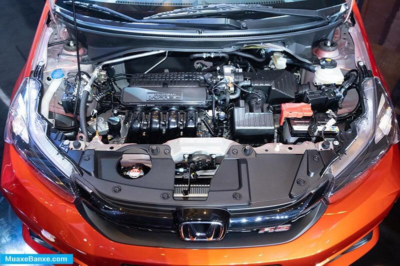 dong co xe honda brio rs 2 mau 2020 truecar vn Đánh giá xe Honda Brio 2021 kèm giá bán !