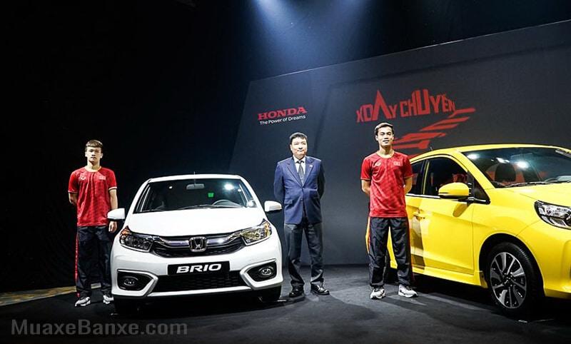 gioi thieu honda brio 2019 2020 truecar vn Chi tiết xe Honda Brio G 2021 kèm giá bán!