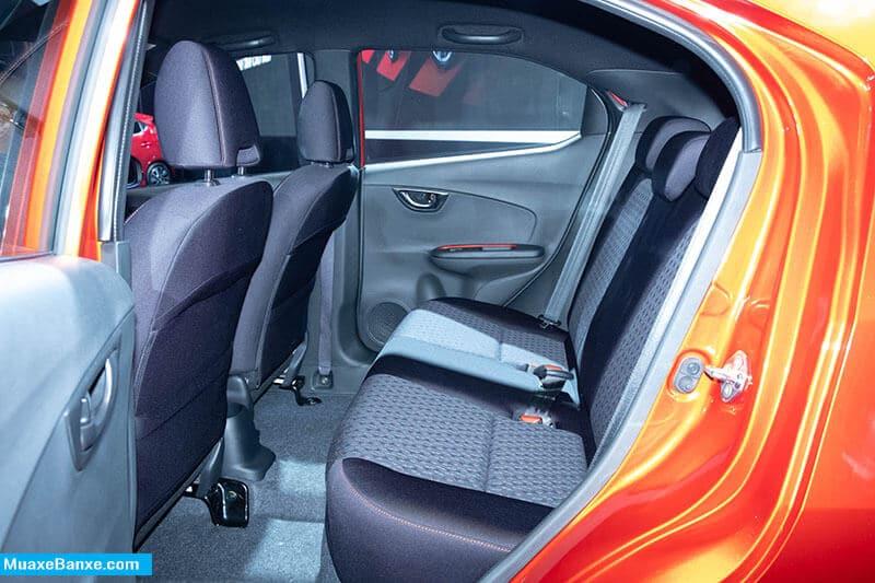 hang ghe sau xe honda brio rs 2 mau 2020 truecar vn Đánh giá xe Honda Brio 2021 kèm giá bán !
