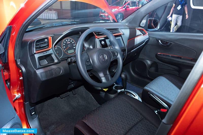 hang ghe truoc xe honda brio rs 2 mau 2020 truecar vn Đánh giá xe Honda Brio 2021 kèm giá bán !