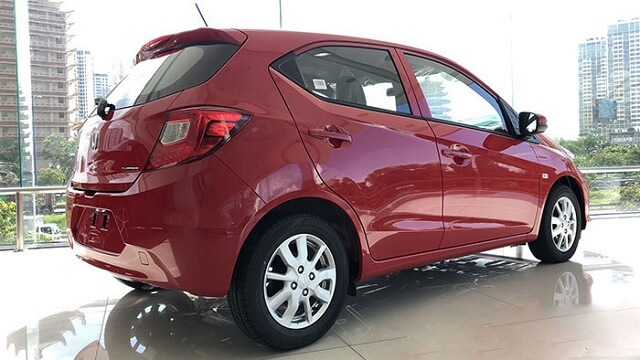 hong xe honda brio g 2019 2020 truecar vn 1 Chi tiết xe Honda Brio G 2021 kèm giá bán!