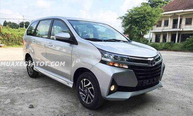 gia xe toyota avanza 15at 2019 2020 muaxegiatot com Đánh giá Toyota Avanza 2021 kèm giá bán #1