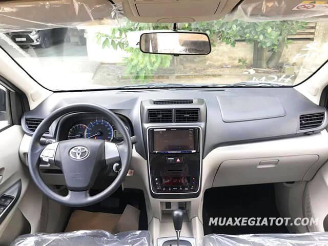 noi that xe toyota avanza 15at 2019 2020 muaxegiatot com Đánh giá Toyota Avanza 2021 kèm giá bán #1