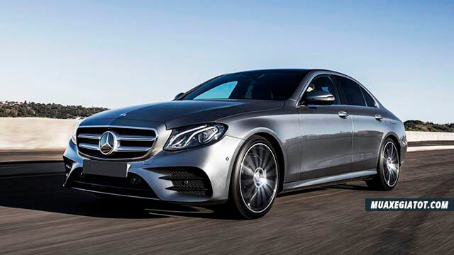 ra mat mercedes e350 amg 2019 2020 truecar vn Đánh giá xe Mercedes E350 2021 kèm giá bán!