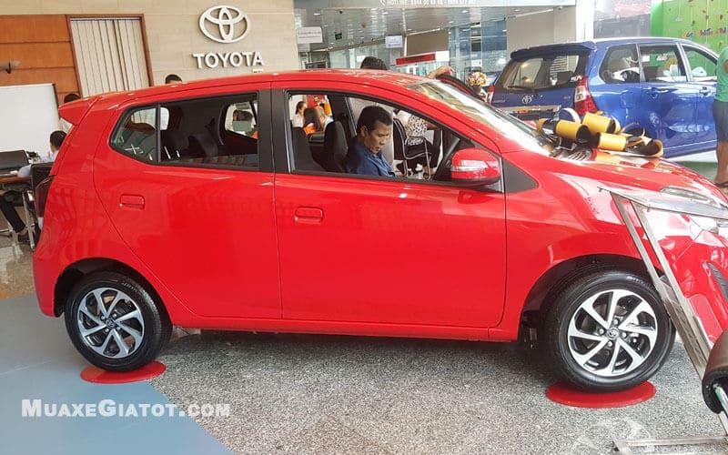than xe toyota wigo 2020 truecar vn Đánh giá xe Toyota Wigo 2021 kèm giá bán #1