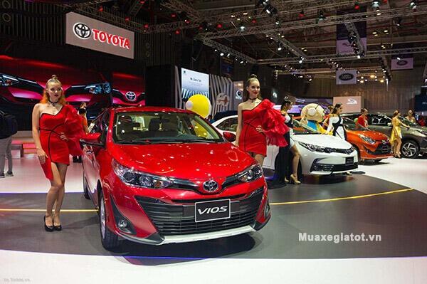 """toyota vios 2020 vms 2020 truecar vn 1 Honda City 2021 có gì để """"soán ngôi"""" Vios và Accent?"""
