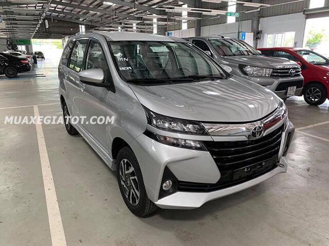 xe mau bac toyota avanza 15at 2019 2020 muaxegiatot com Đánh giá Toyota Avanza 2021 kèm giá bán #1