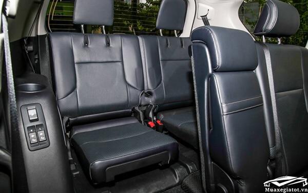 ghe thu ba lexus gx 460 2019 2020 truecar vn 14 Đánh giá Lexus GX 460 2021 kèm giá bán #1