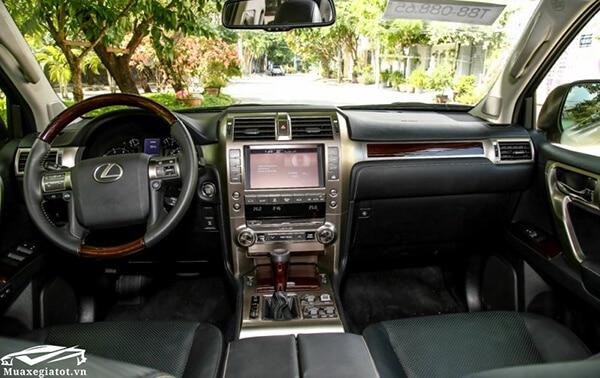 noi that xe lexus gx 460 2019 2020 truecar vn 7 Đánh giá Lexus GX 460 2021 kèm giá bán #1