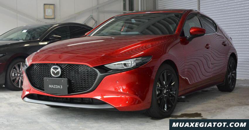 gia xe mazda 3 2020 ra mat malaysia Xetot com 1 Đánh giá xe Mazda 3 2021 kèm giá bán khuyến mãi #1