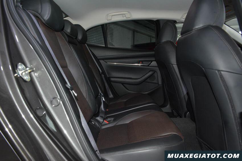 hang ghe sau mazda 3 2020 ra mat malaysia Xetot com 18 Đánh giá xe Mazda 3 2021 kèm giá bán khuyến mãi #1