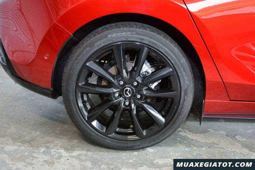 mam xe mazda 3 2020 ra mat malaysia Xetot com 8 Đánh giá xe Mazda 3 2021 kèm giá bán khuyến mãi #1