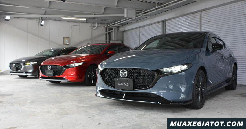 ra mat mazda 3 2020 ra mat malaysia Xetot com 14 Đánh giá xe Mazda 3 2021 kèm giá bán khuyến mãi #1