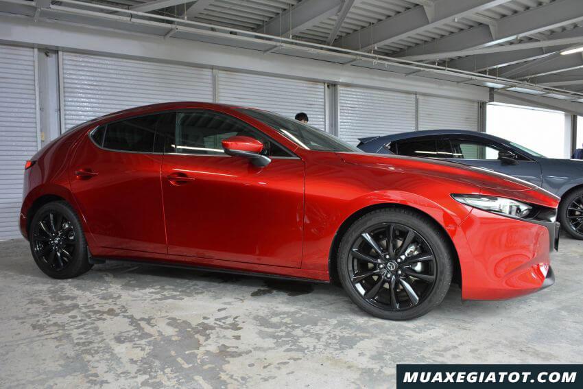 than xe mazda 3 2020 ra mat malaysia Xetot com 3 Đánh giá xe Mazda 3 2021 kèm giá bán khuyến mãi #1