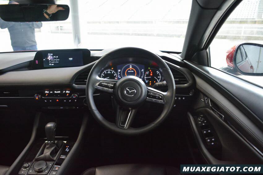vo lang mazda 3 2020 ra mat malaysia Xetot com 10 Đánh giá xe Mazda 3 2021 kèm giá bán khuyến mãi #1