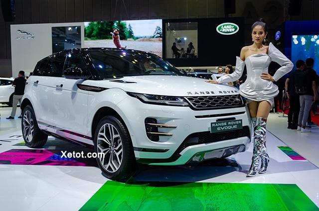 Range Rover Evoque 2020 ra mắt tại VMS 2019