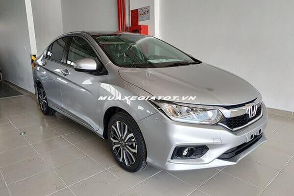 """xe honda city 2019 mau bac muaxegiatot vn Honda City 2021 có gì để """"soán ngôi"""" Vios và Accent?"""