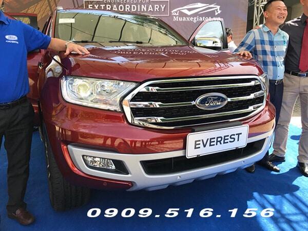 dau xe ford everest 2020 truecar vn 9 Đánh giá Ford Everest 2021, SUV đầy ắp công nghệ & off-road đỉnh cao