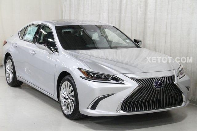 dau xe sedan lexus es300h 2020 muaxegiatot vn Đánh giá xe Lexus ES300h 2021 kèm giá bán #1