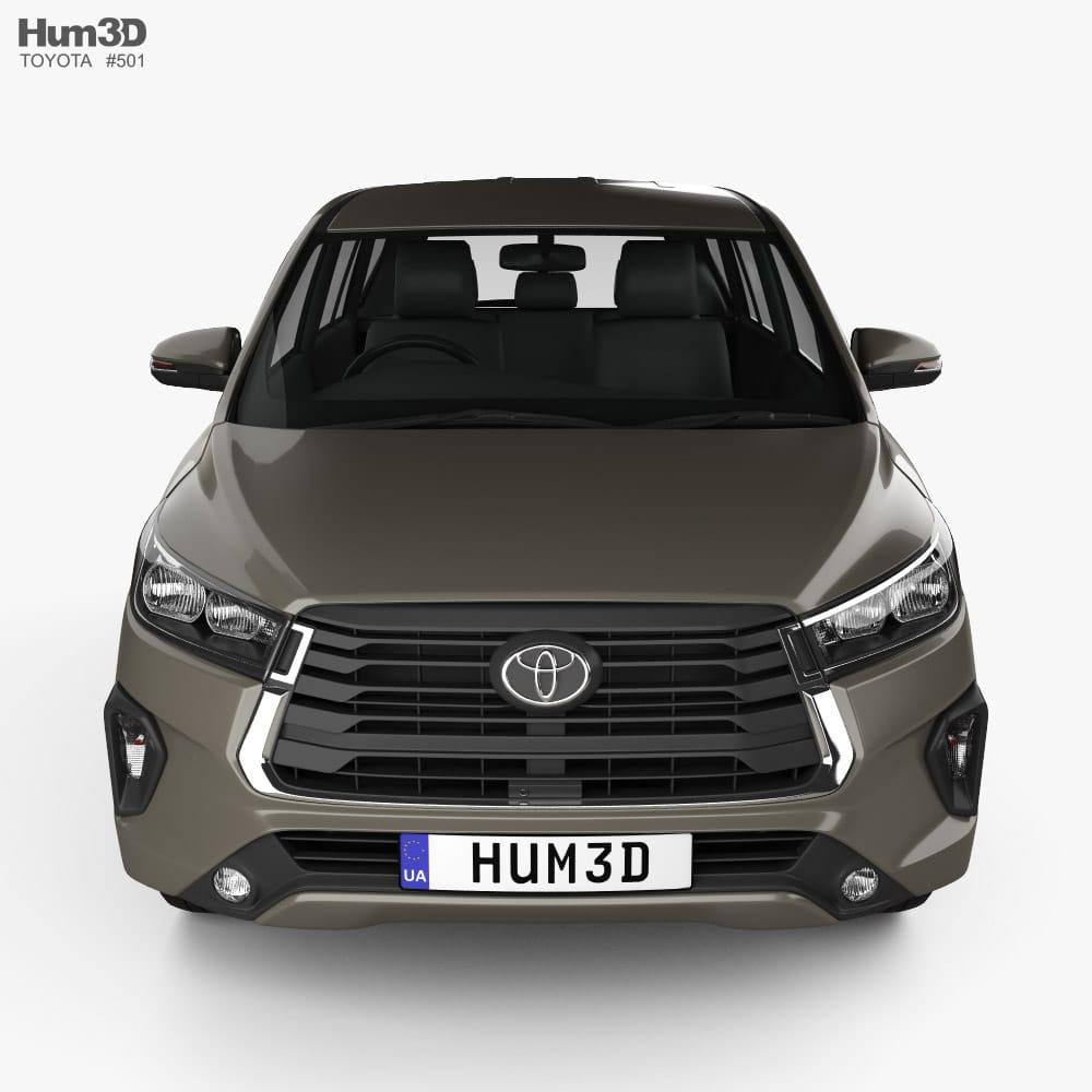 dau xe toyota innova facelift front 2021 muaxegiatot vn Đánh giá xe Toyota Innova 2021 kèm giá bán #1