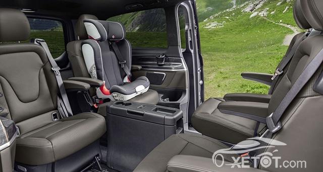 hang ghe thu hai mercedes benz v class 2020 muaxegiatot vn Đánh giá xe Mercedes V-Class 2021 kèm giá bán #1