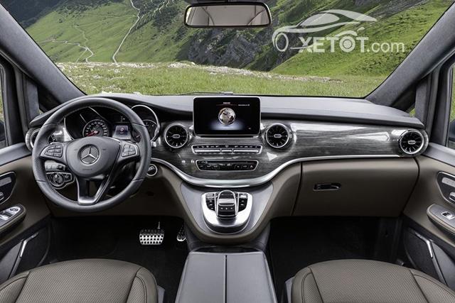 noi that mercedes benz v class 2020 muaxegiatot vn Đánh giá xe Mercedes V-Class 2021 kèm giá bán #1