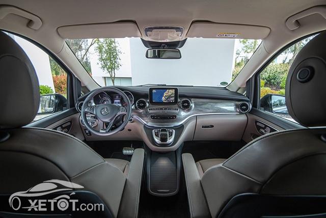 noi that mercedes benz v250 amg 2020 muaxegiatot vn Đánh giá xe Mercedes V-Class 2021 kèm giá bán #1