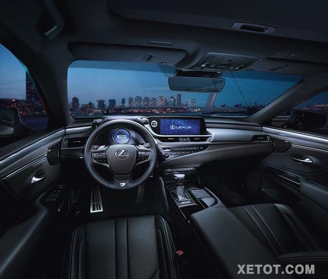 noi that xe lexus es300h 2020 muaxegiatot vn Đánh giá xe Lexus ES300h 2021 kèm giá bán #1