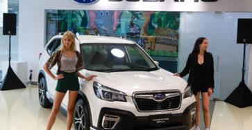 Đánh giá Subaru Forester 2021 – Chuẩn bị về Việt Nam đấu Mazda CX-5