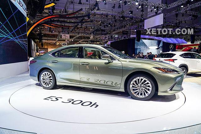 than xe lexus es300h 2020 muaxegiatot vn Đánh giá xe Lexus ES300h 2021 kèm giá bán #1