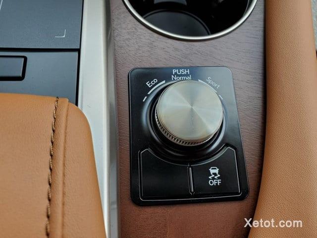 che do lai lexus rx350l 2020 7 cho xetot com Đánh giá Lexus RX 350L 2021 7 chỗ, Cỗ xe vương giả