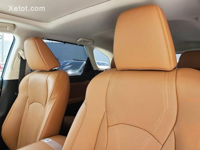 cua so troi lexus rx350l 2020 7 cho xetot com Đánh giá Lexus RX 350L 2021 7 chỗ, Cỗ xe vương giả