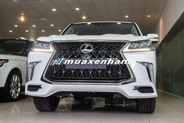 "dau xe lexus lx570 super sport 2020 muaxegiatot vn 1 Đánh giá ""chuyên cơ mặt đất"" Lexus LX570 2021"