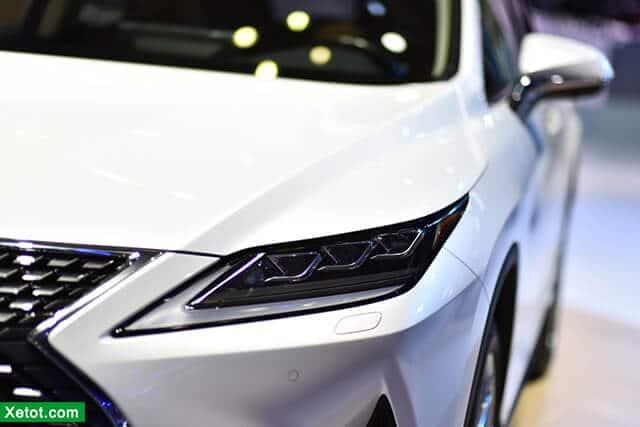 den pha lexus rx 450h 2020 muaxegiatot vn Đánh giá xe Lexus RX 450h 2021 kèm giá bán khuyến mãi #1