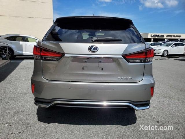 duoi xe lexus rx350l 2020 7 cho xetot com Đánh giá Lexus RX 350L 2021 7 chỗ, Cỗ xe vương giả