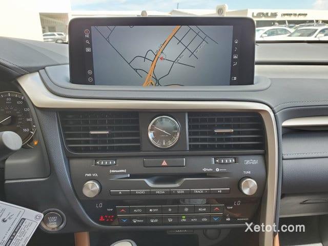 dvd lexus rx350l 2020 7 cho xetot com Đánh giá Lexus RX 350L 2021 7 chỗ, Cỗ xe vương giả