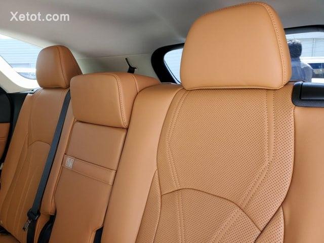 ghe xe lexus rx350l 2020 7 cho xetot com Đánh giá Lexus RX 350L 2021 7 chỗ, Cỗ xe vương giả