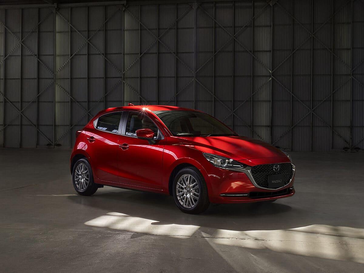 gia xe mazda 2 2020 facelift muaxegiatot com Chi tiết xe Mazda 2 2021 Facelift, nhiều thay đổi đáng ghi nhận