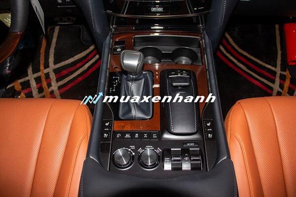 "hop so xe lexus lx570 super sport 2020 muaxegiatot vn 9 Đánh giá ""chuyên cơ mặt đất"" Lexus LX570 2021"