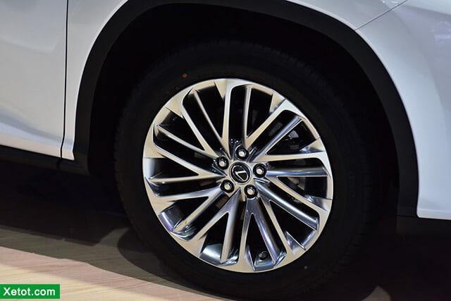 mam xe lexus rx 450h 2020 muaxegiatot vn Đánh giá xe Lexus RX 450h 2021 kèm giá bán khuyến mãi #1