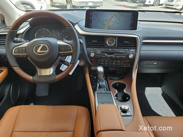 noi that xe lexus rx350l 2020 7 cho xetot com Đánh giá Lexus RX 350L 2021 7 chỗ, Cỗ xe vương giả