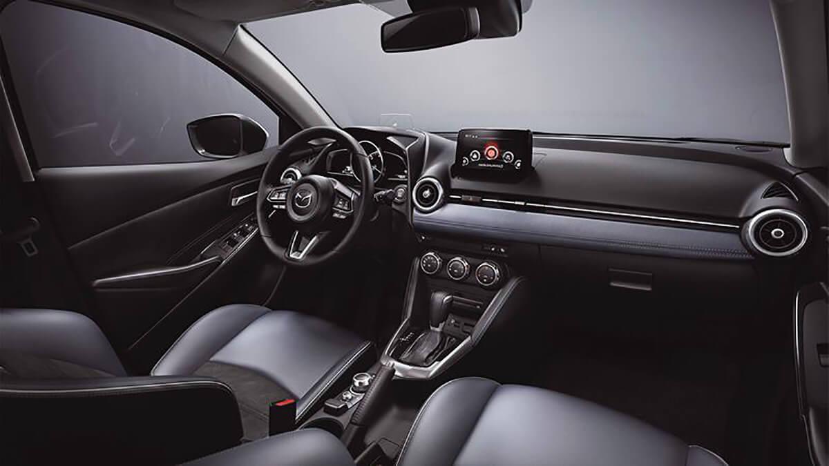 noi that xe mazda 2 2020 facelift muaxegiatot com Chi tiết xe Mazda 2 2021 Facelift, nhiều thay đổi đáng ghi nhận