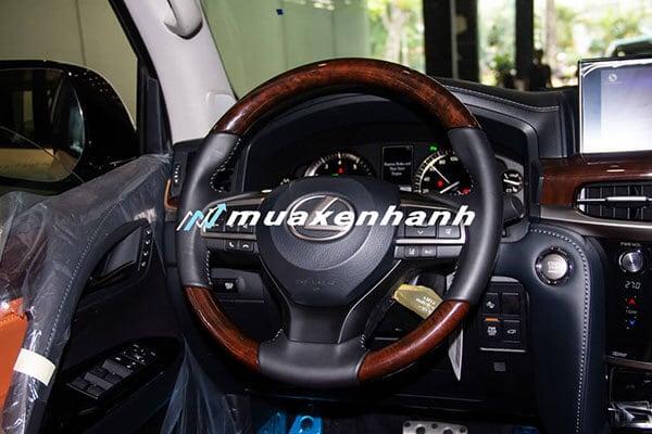"""vo lang xe lexus lx570 super sport 2018 2020 muaxegiatot vn 8 Đánh giá """"chuyên cơ mặt đất"""" Lexus LX570 2021"""