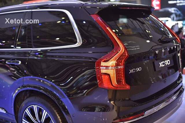 cum den hau volvo xc90 2020 facelift xetot com Đánh giá xe Volvo XC90 2021: Đơn giản, tinh tế và sang trọng