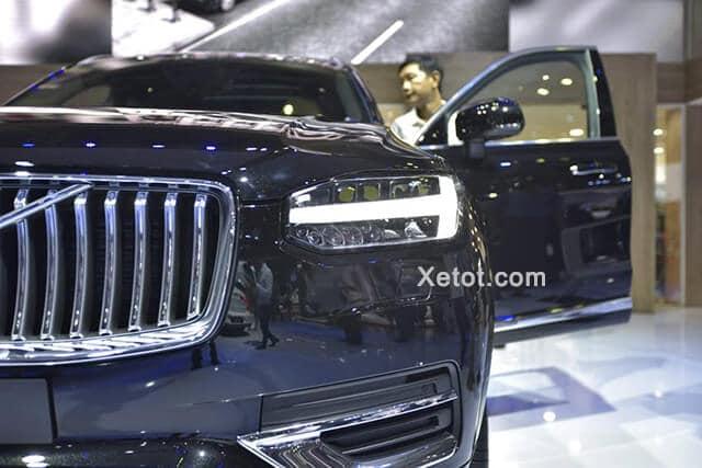 den suong mu volvo xc90 2020 facelift xetot com Đánh giá xe Volvo XC90 2021: Đơn giản, tinh tế và sang trọng