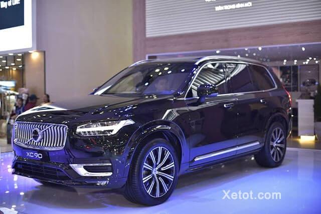 gia xe volvo xc90 2020 facelift xetot com Đánh giá xe Volvo XC90 2021: Đơn giản, tinh tế và sang trọng