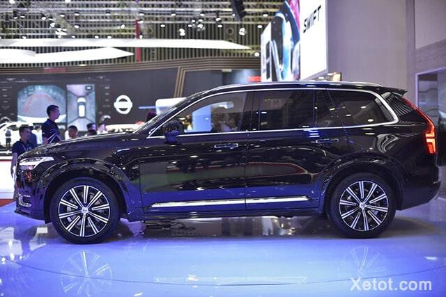 hong xe volvo xc90 2020 facelift xetot com Đánh giá xe Volvo XC90 2021: Đơn giản, tinh tế và sang trọng